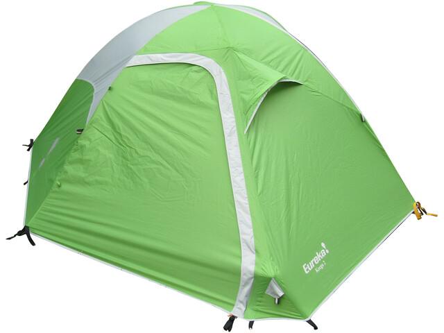 Eureka! KeeGo 3 - Tente - vert